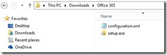 Deploying Office 365 with System Center 2012/R2 Configuration Manager and 1E Nomad (5/6)