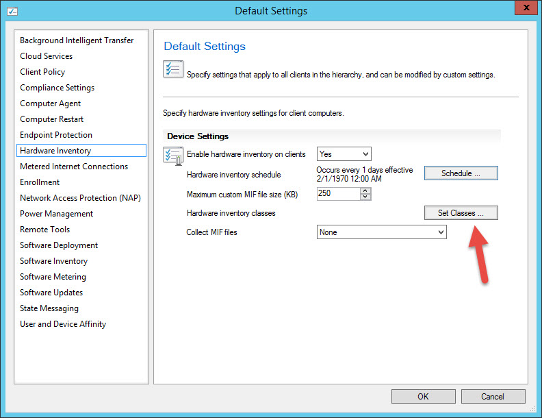 Inventory Secure Boot State and UEFI with ConfigMgr (2/5)