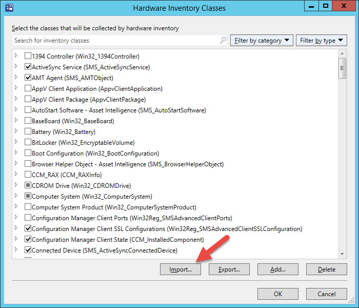 Inventory Secure Boot State and UEFI with ConfigMgr (3/5)