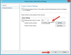 12 Create Custom Client Device Settings