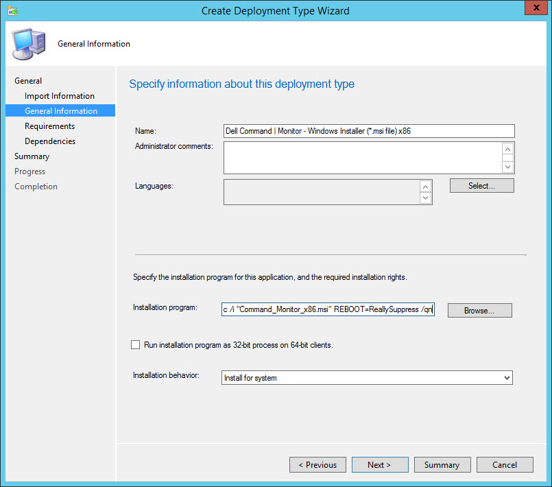How to Inventory Dell BIOS and UEFI Settings with ConfigMgr Part 1