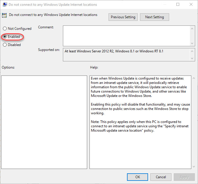 Check windows update server location how to stop windows update automatically