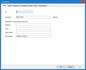 Configuration Manager Dynamic Drivers & BIOS Management with