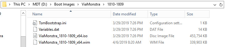 1 WDS PXE Server and Boot Images from multiple ConfigMgr